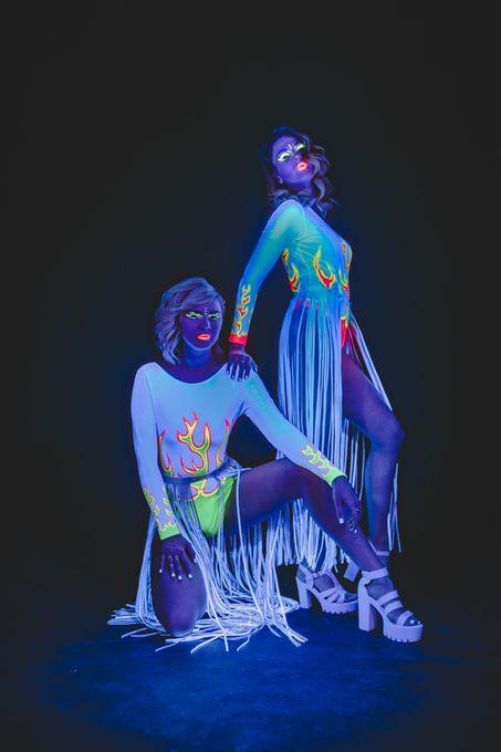Neon Girls Duo - Музыкальная группа  - Киев - Киевская область photo