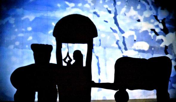Театр теней Fireflies - Танцор  - Чернигов - Черниговская область photo