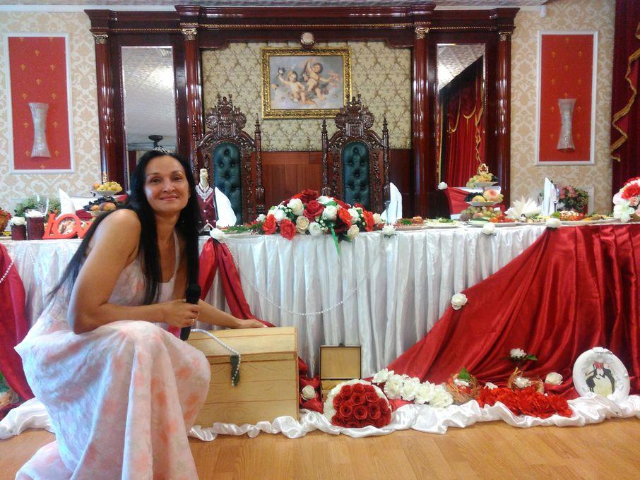 Марина Лазоренко - Ведущий или тамада Свадебная флористика  - Киев - Киевская область photo