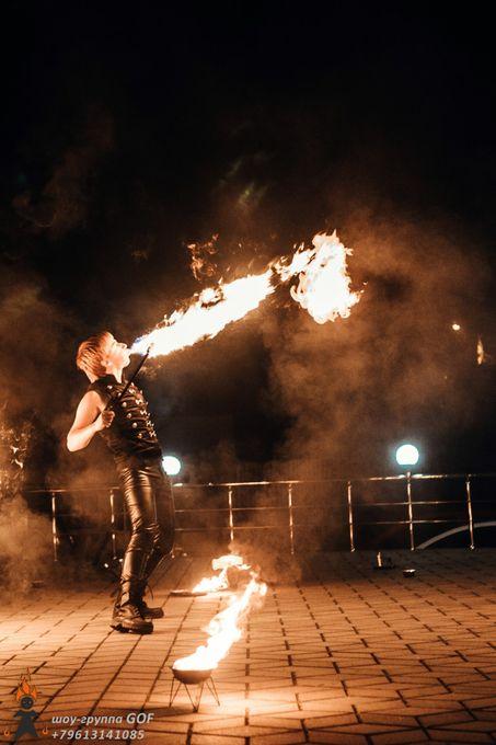 """Фаер шоу """"Game Of Flame"""" Ростов (GOFshow) - Танцор Организация праздников под ключ  - Ростов-на-дону -  photo"""