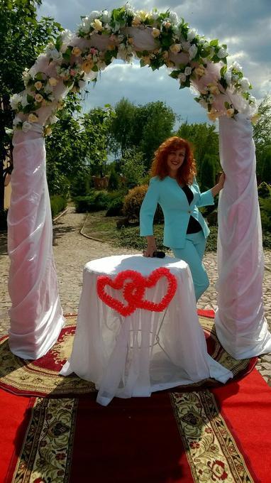 Наташа Харисова - Ведущий или тамада  - Киев - Киевская область photo