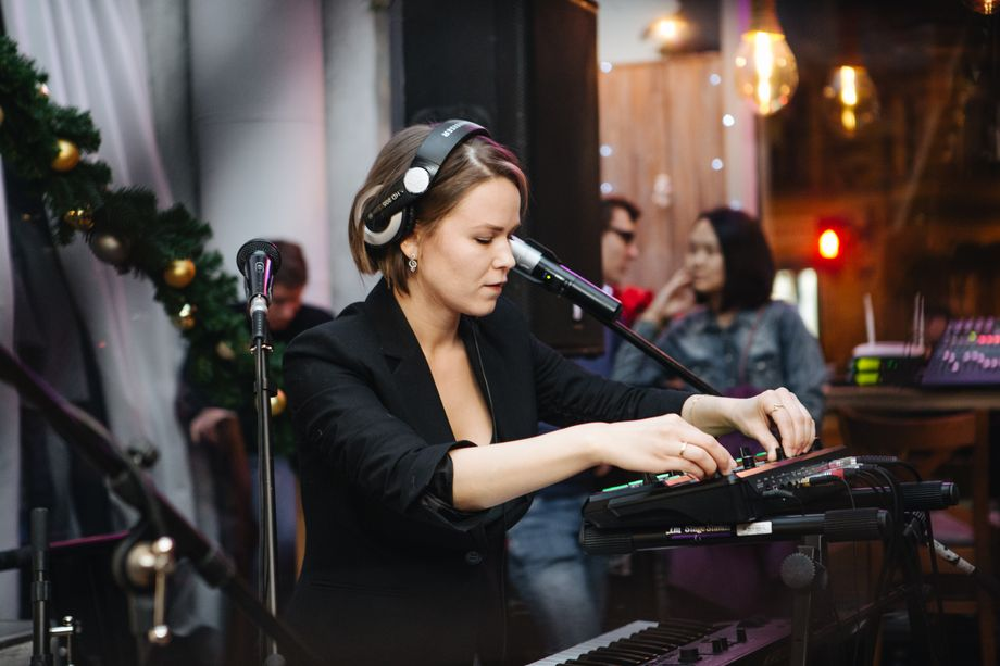 Екатерина Блаженко - Музыкант-инструменталист Певец  - Санкт-Петербург - Санкт-Петербург photo