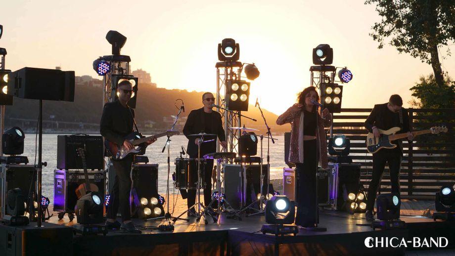 CHICA-BAND - Ведущий или тамада Музыкальная группа Прокат звука и света  - Киев - Киевская область photo