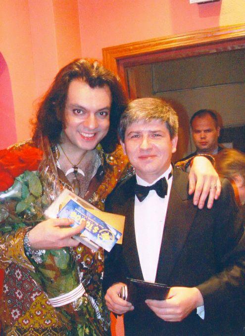 Алекс Бродский - Ведущий или тамада Певец  - Москва - Московская область photo