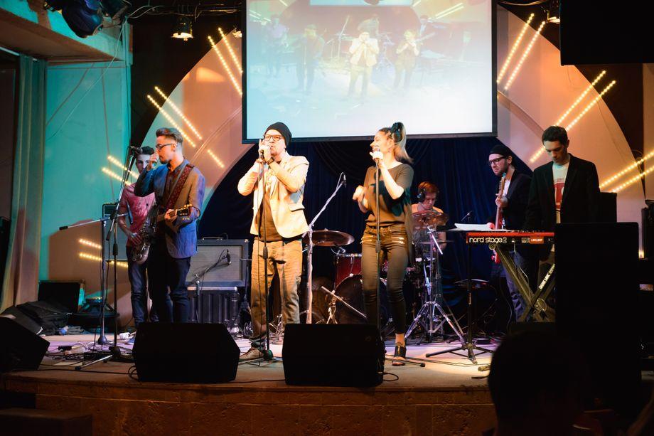 МЭШАП - Музыкальная группа Певец  - Москва - Московская область photo