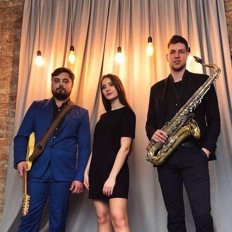Закажите выступление Emphatic Trio на свое мероприятие в Днепр