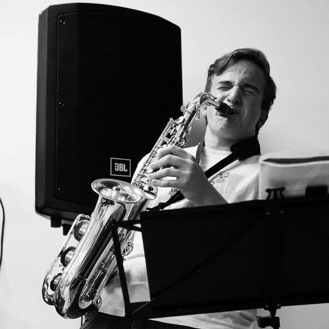 Antono Saxophono - Музыкант-инструменталист  - Николаев - Николаевская область photo