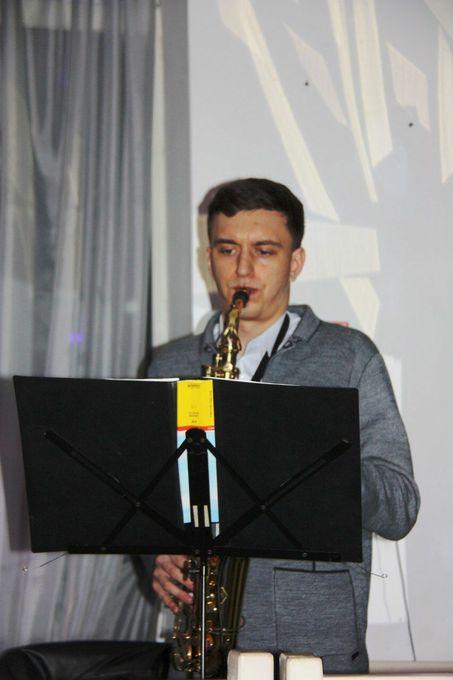 """Ярослав """"Saxshine"""" - Музыкант-инструменталист  - Киев - Киевская область photo"""