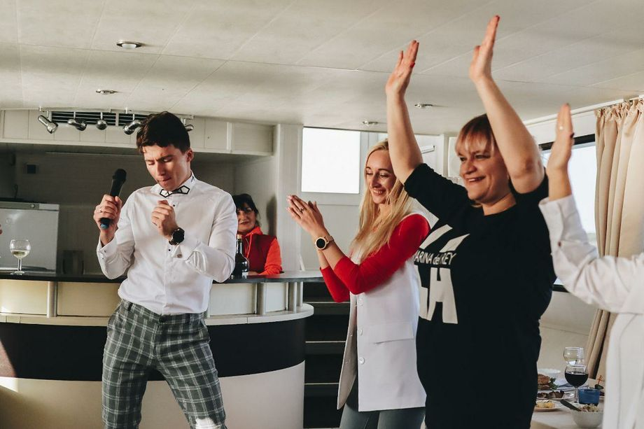 Андрей Скляров - Ведущий или тамада Комик Организация праздников под ключ  - Харьков - Харьковская область photo