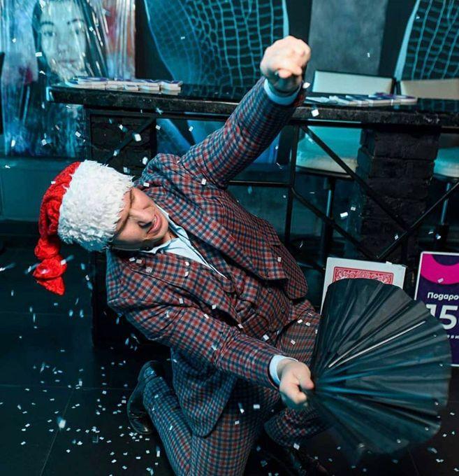 Ярослав Любас - Иллюзионист Фокусник  - Киев - Киевская область photo