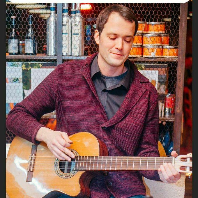 Павел Перелякин - Музыкант-инструменталист  - Одесса - Одесская область photo