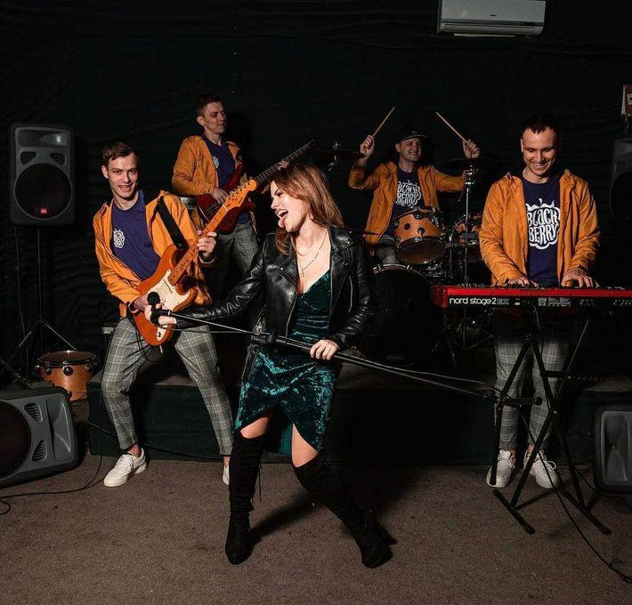 Cover band Blackberry - Музыкальная группа  - Киев - Киевская область photo