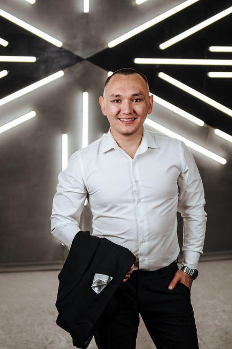Ринат Алимуллаев - Ведущий или тамада  - Москва - Московская область photo