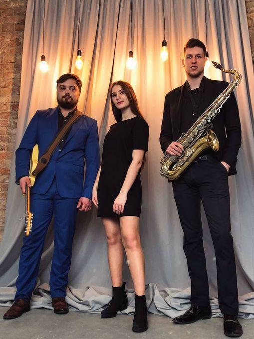 Emphatic Trio - Музыкальная группа Певец  - Днепр - Днепропетровская область photo