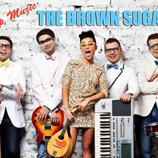 Закажите выступление Brown Sugar на свое мероприятие в Киев