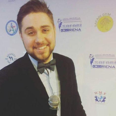 Закажите выступление Евгений Шаповалов на свое мероприятие в Харьков