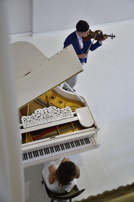 Дуэт скрипка и фортепиано - Ансамбль Музыкант-инструменталист  - Киев - Киевская область photo