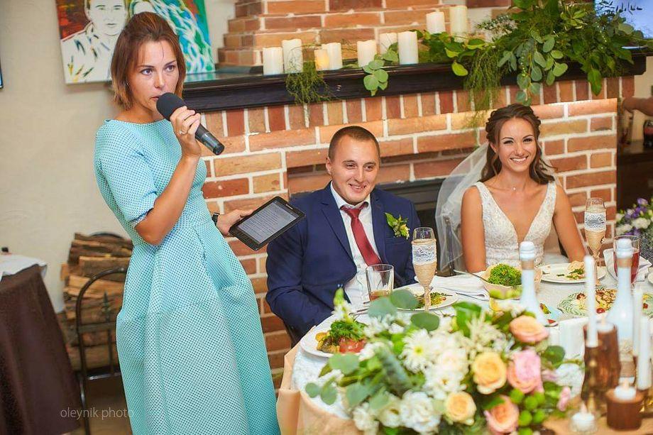 Щепанкова Анна - Ведущий или тамада Организация праздничного банкета  - Днепр - Днепропетровская область photo