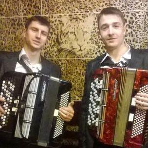 Закажите выступление Дуэт баянистов на свое мероприятие в Харьков