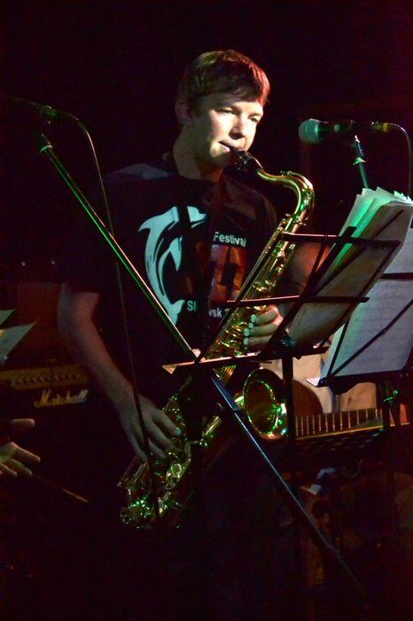 Николай Красавин - Музыкант-инструменталист , Белая Церковь,  Саксофонист, Белая Церковь Флейтист, Белая Церковь