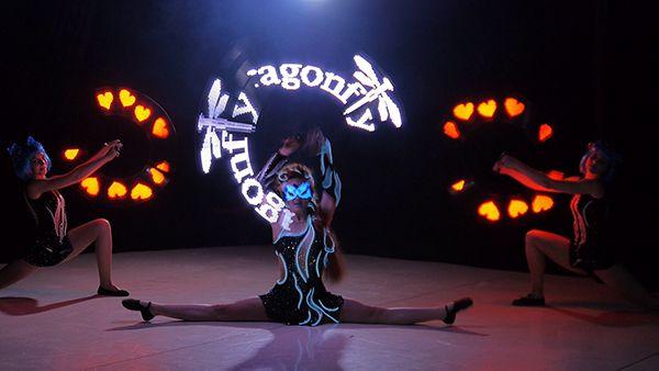 Dragonfly - Танцор Аниматор  - Киев - Киевская область photo