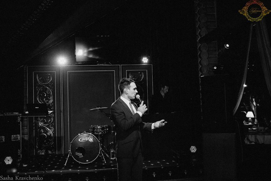 Ведущий Олег Якунин - Ведущий или тамада Организация праздничного банкета Организация праздников под ключ  - Харьков - Харьковская область photo