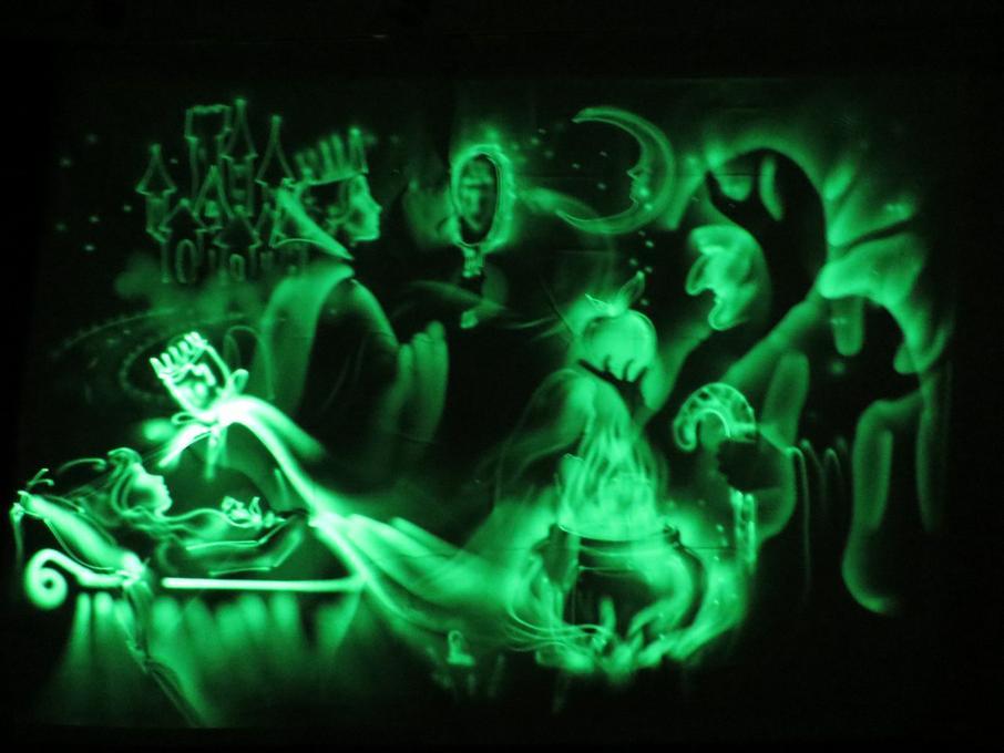 Световые картины AURUM - Оригинальный жанр или шоу  - Москва - Московская область photo
