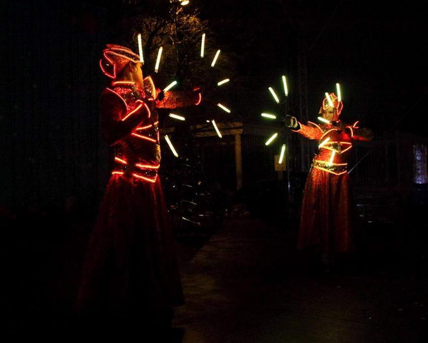 AURUM show - Танцор Оригинальный жанр или шоу  - Москва - Московская область photo
