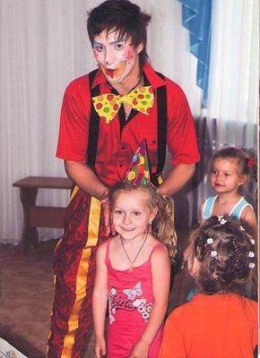 Клоуни На-Свята - Клоун  - Львов - Львовская область photo