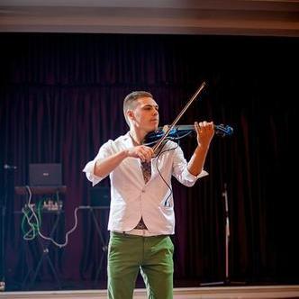 Скрипач Андрей Евстратьев - Музыкант-инструменталист , Одесса,  Скрипач, Одесса