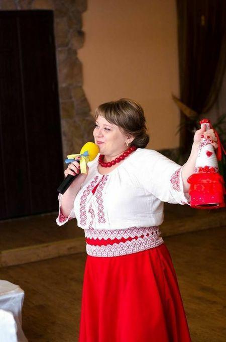 Руслана Кухарчук - Ведущий или тамада Организация праздничного банкета  - Киев - Киевская область photo