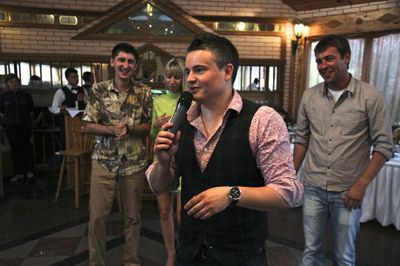 Alex SELIHOV - Ведущий или тамада  - Киев - Киевская область photo