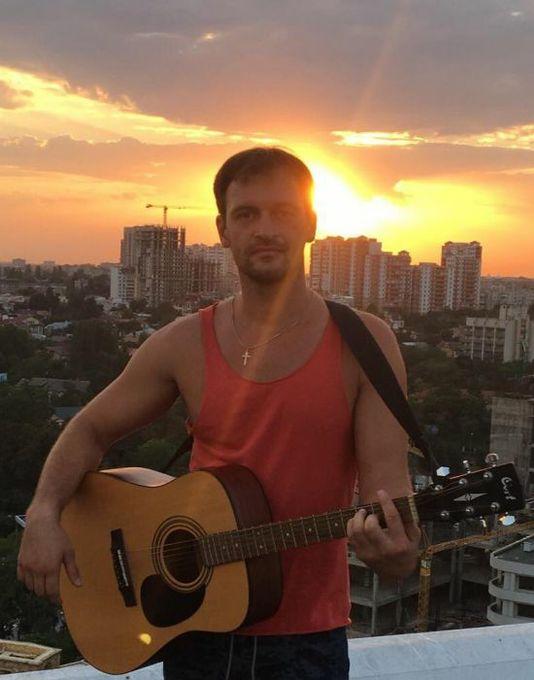 Serge - Музыкант-инструменталист Певец  - Одесса - Одесская область photo