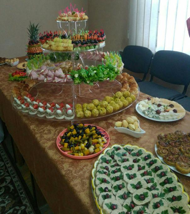 Маленька виделка - Организация праздничного банкета  - Днепр - Днепропетровская область photo
