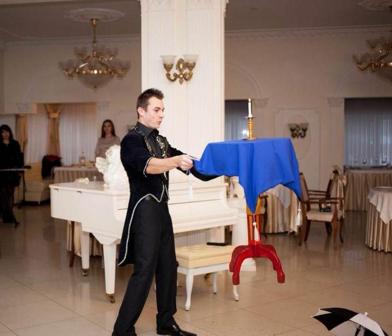 Иллюзионист Mr. Viktor - Фокусник  - Киев - Киевская область photo