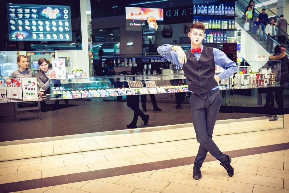 Мимы Frunza & Company - Фокусник Комик Клоун Иллюзионист Организация праздников под ключ  - Киев - Киевская область photo
