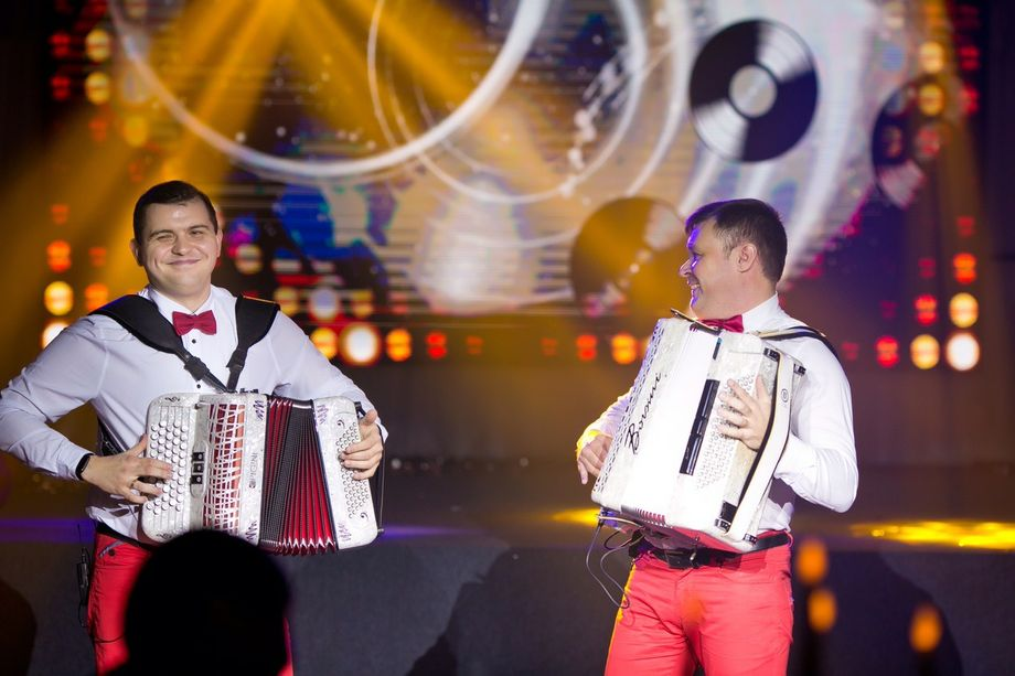 Дуэт аккордеонистов-виртуозов Штрихкод - Музыкальная группа Музыкант-инструменталист  - Санкт-Петербург - Санкт-Петербург photo