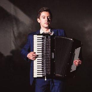 Илья Падерин - Музыкант-инструменталист , Москва,  Аккордеонист, Москва