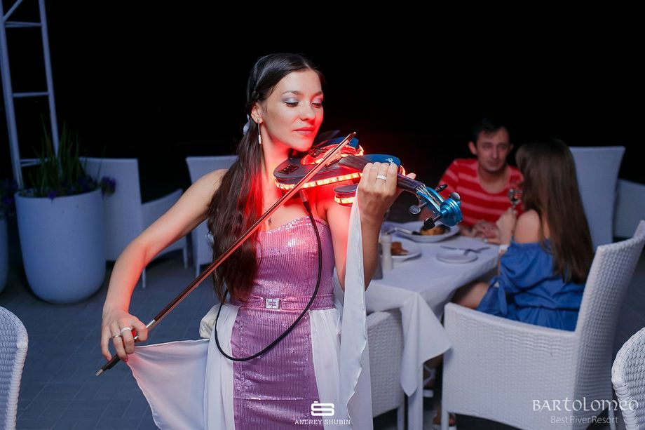 Екатерина Violin - Музыкант-инструменталист  - Днепр - Днепропетровская область photo