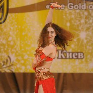 Небьюла - Танцор , Киев,  Восточные танцы, Киев