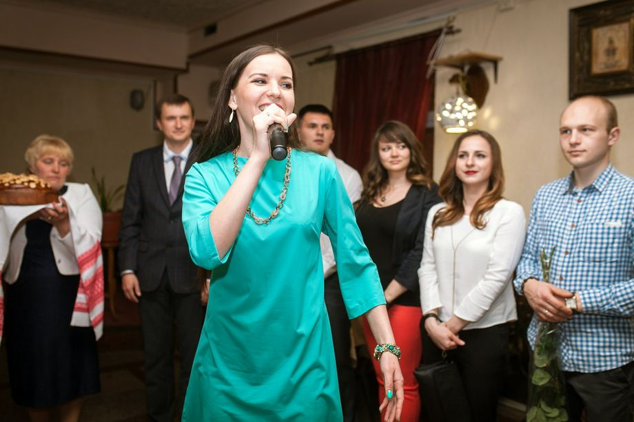 Юлия Гиба - Ведущий или тамада Певец  - Киев - Киевская область photo