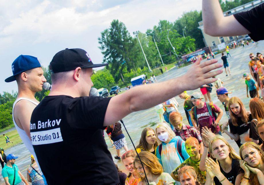 Dan Barkov (Денис Барков) - Ведущий или тамада  - Новосибирск - Новосибирская область photo