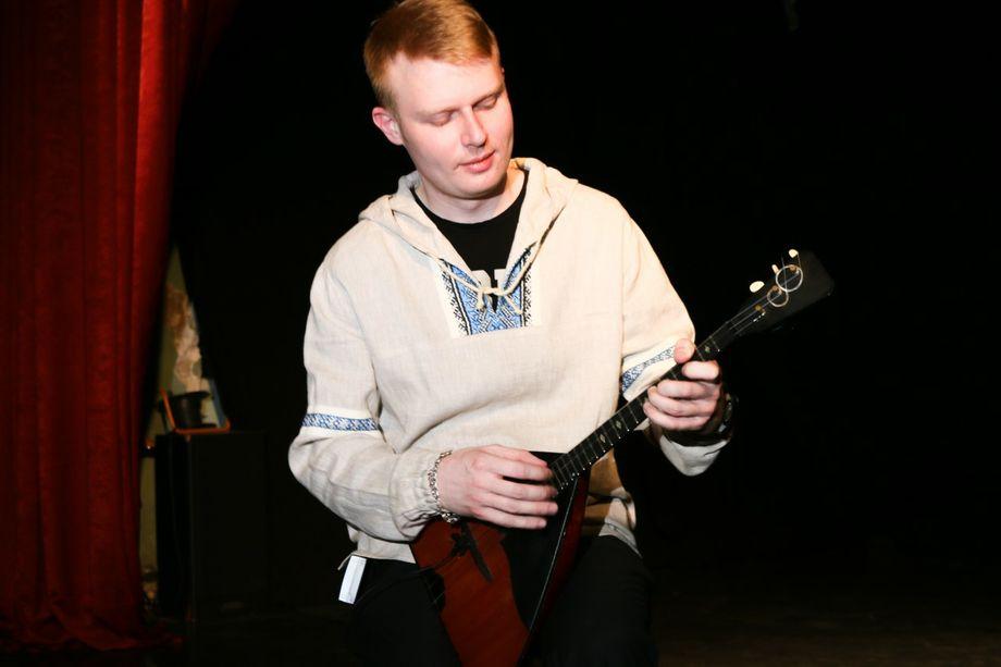 Вадим Куликов - Музыкант-инструменталист  - Санкт-Петербург - Санкт-Петербург photo