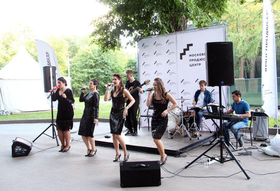 Fancy Jazzers - Музыкальная группа Певец  - Москва - Московская область photo