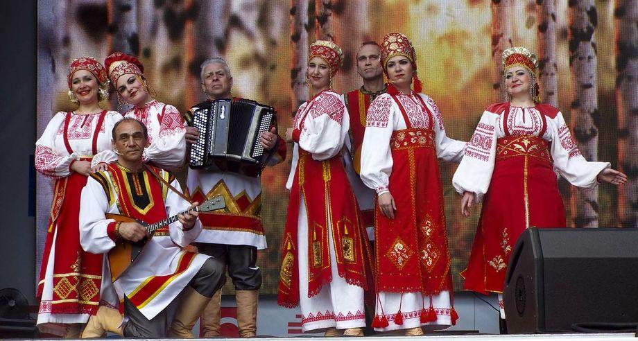 Фолк группа Вереск - Музыкальная группа Ансамбль  - Санкт-Петербург - Санкт-Петербург photo