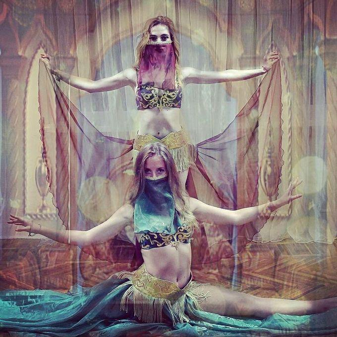 """Шоу-дуэт """"GLADNESS"""" - Танцор  - Одесса - Одесская область photo"""