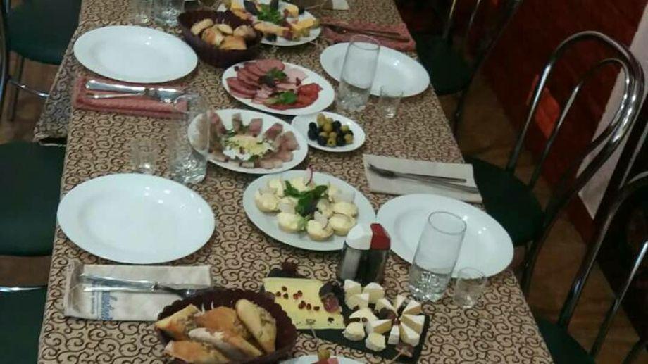 GOOD FOOD - Кейтеринг Организация праздничного банкета  - Кривой Рог - Днепропетровская область photo