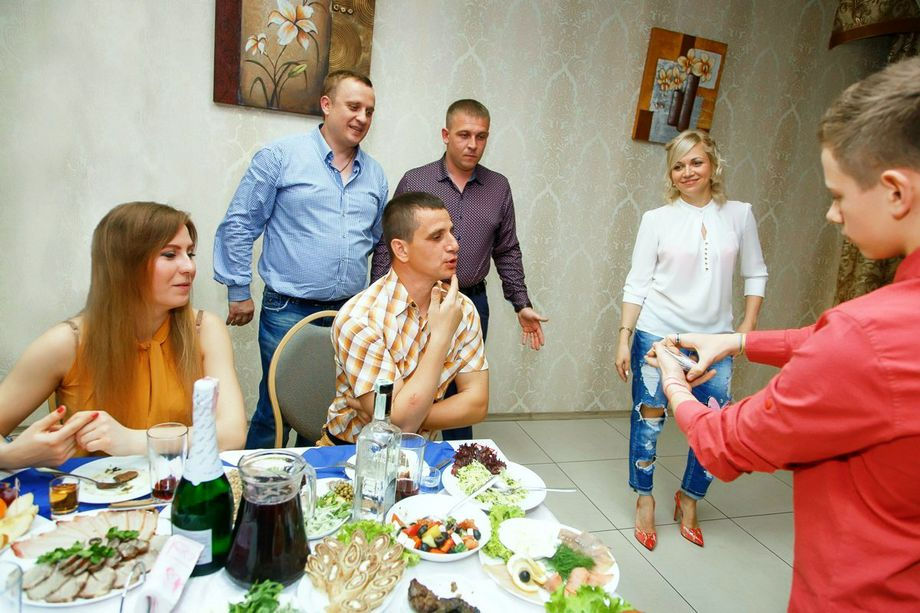 Владислав Кочугура - Иллюзионист Фокусник Аниматор  - Киев - Киевская область photo