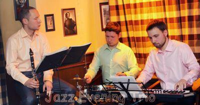 Jazz Evening Trio - Музыкальная группа Ансамбль  - Киев - Киевская область photo