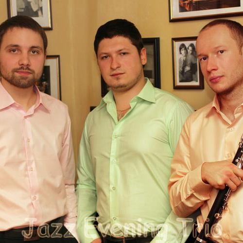 Jazz Evening Trio - Музыкальная группа , Киев,  Кавер группа, Киев Джаз группа, Киев Блюз группа, Киев  Группа Латино, Киев